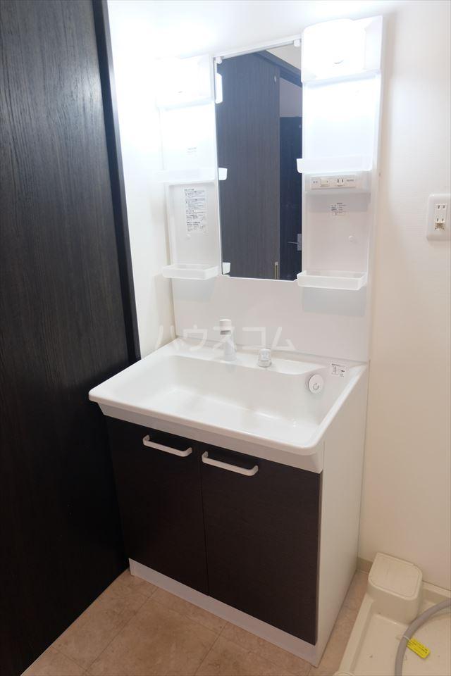 ウィンクラッセ 603号室の洗面所