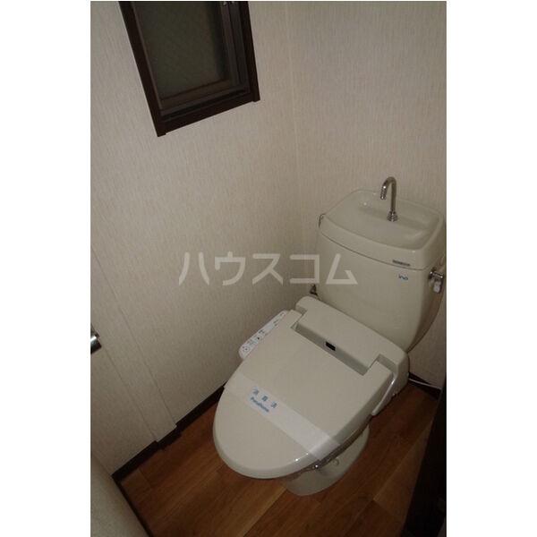 うすいリバーサイドハイツ 101号室のトイレ