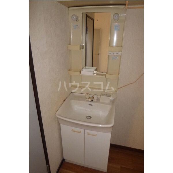 うすいリバーサイドハイツ 101号室の洗面所