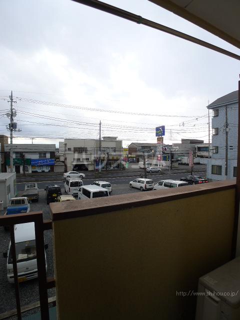 コーポ中村Ⅱ 208号室の景色