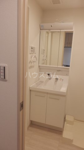 サンライズ宇都宮 402号室の洗面所