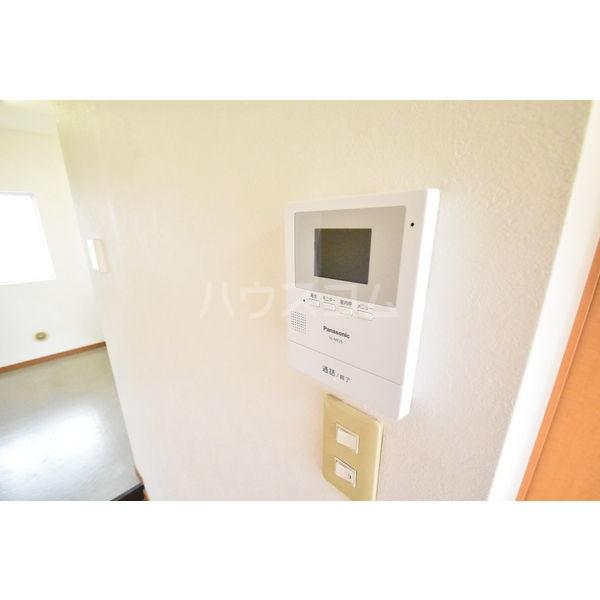 錦コート 303号室のセキュリティ