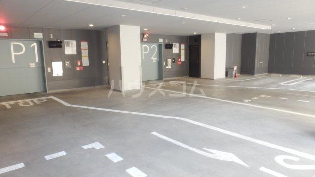 宇都宮PEAKS 1807号室の駐車場