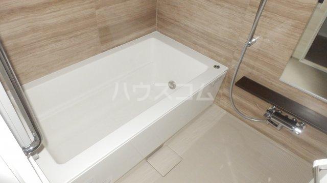 宇都宮PEAKS 1807号室の風呂