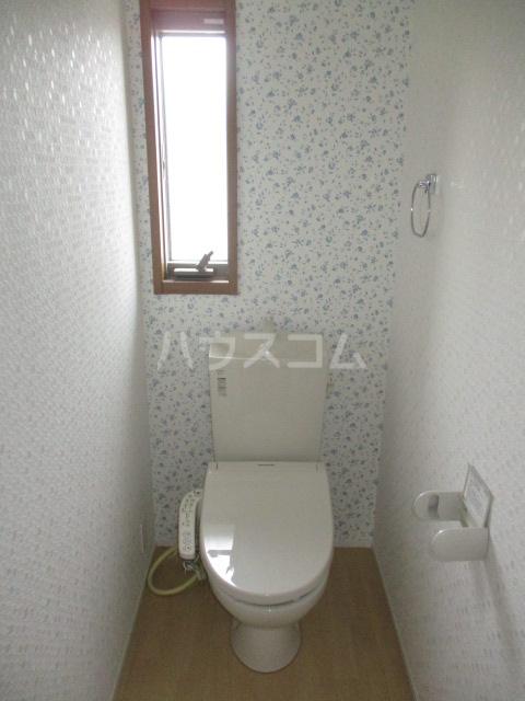 フォレストガーデンのトイレ