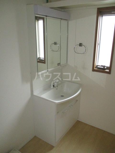 フォレストガーデンの洗面所