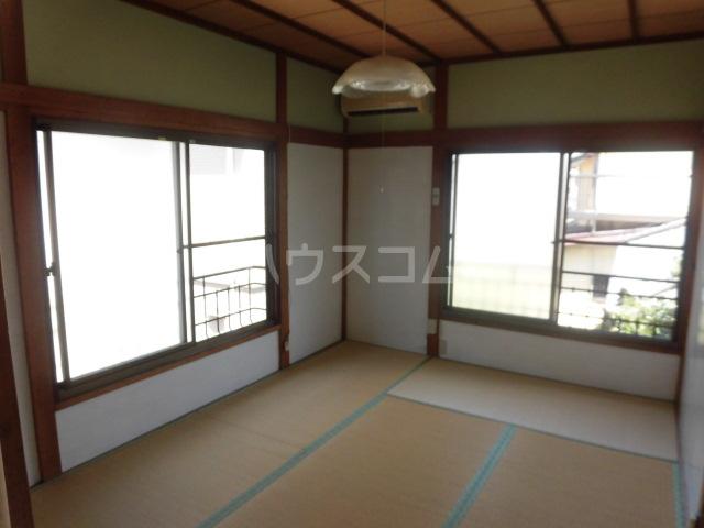 長谷川アパート 2-D号室のリビング