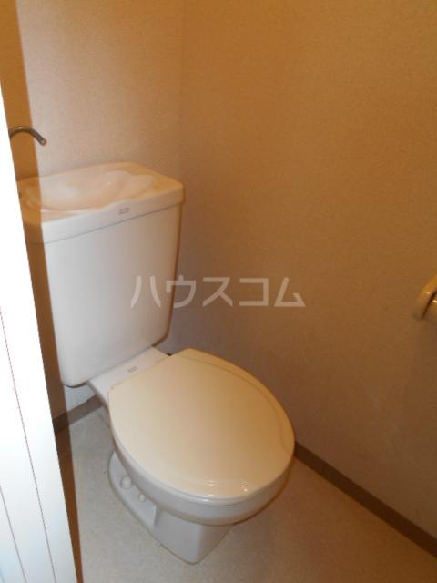 フジ・グリーンテラスB棟のトイレ