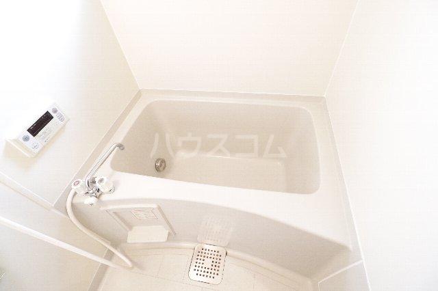 ウィルビューA棟 201号室の風呂