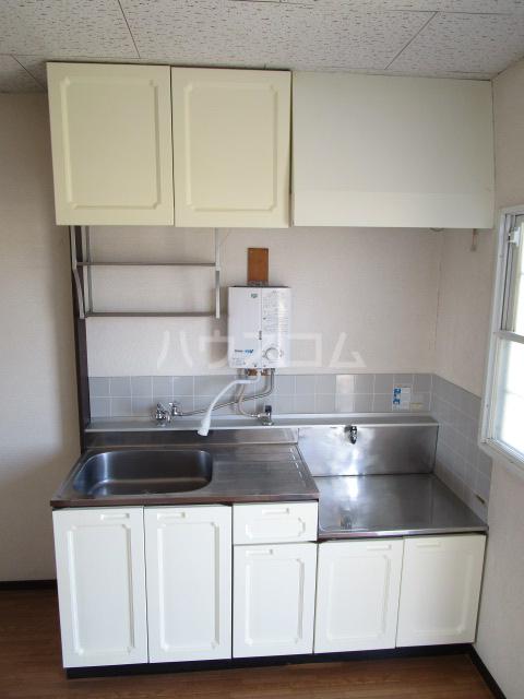 サンシティ梅郷 208号室のキッチン