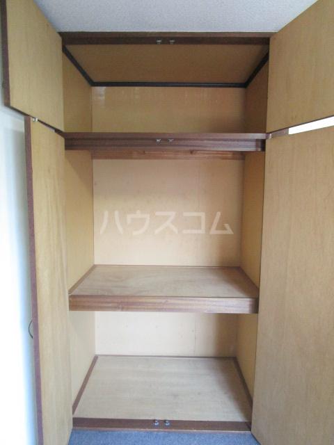 ル・ドルトア大塚 205号室の収納