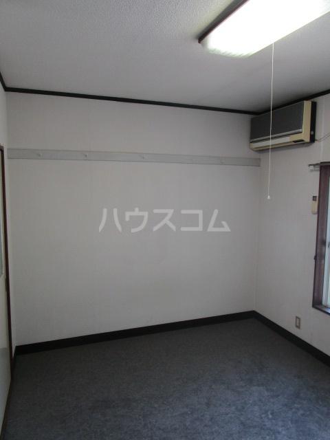 ル・ドルトア大塚 205号室のベッドルーム