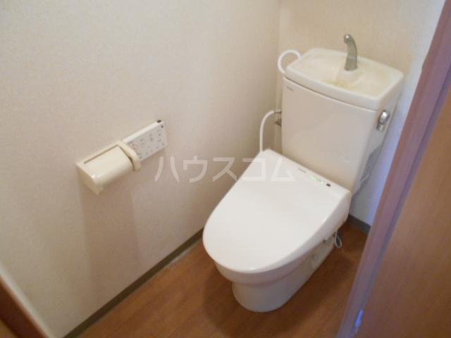 レインボーⅠ 102号室のトイレ