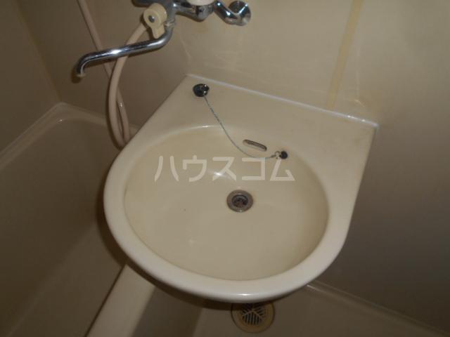 ジュネス西湘 305号室の洗面所