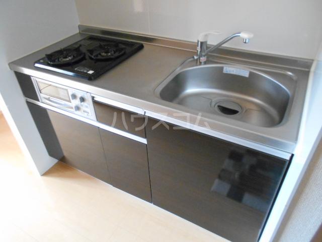モン レーヴ 301号室のキッチン