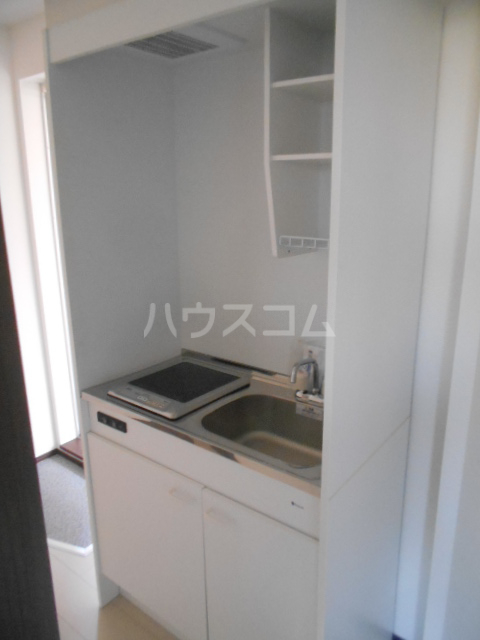 ベルウッド小田原 201号室のキッチン