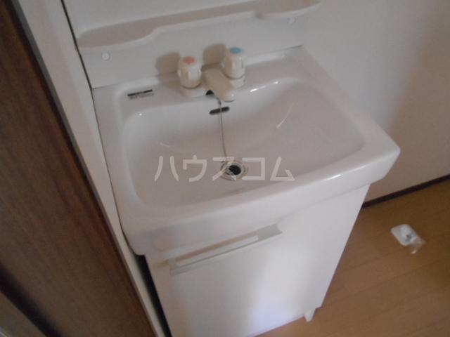 ベルウッド小田原 201号室の洗面所