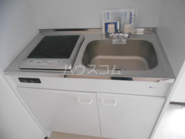 ベルウッド小田原 202号室のキッチン