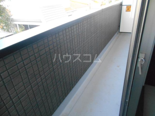 ベルウッド小田原 301号室のバルコニー