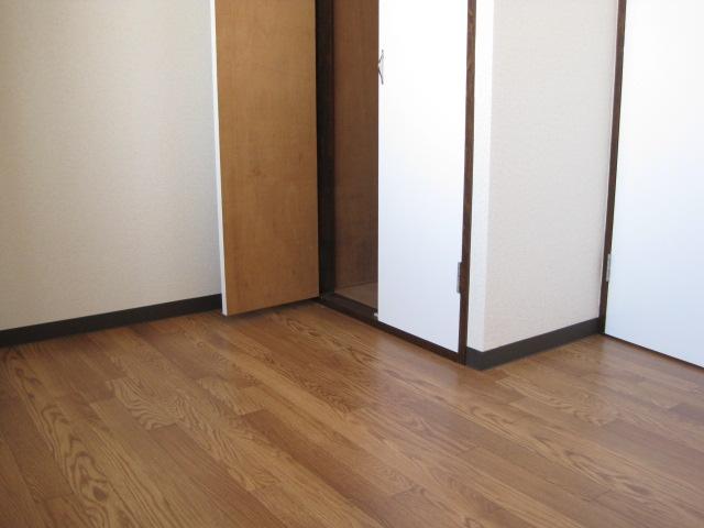 フユーグマンション 207号室の収納