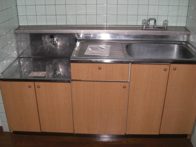 フユーグマンション 207号室のキッチン