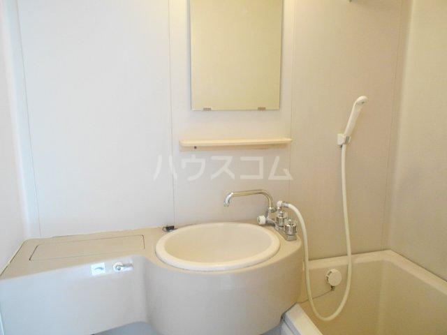 シティハイムハイツミユキ 102号室の洗面所