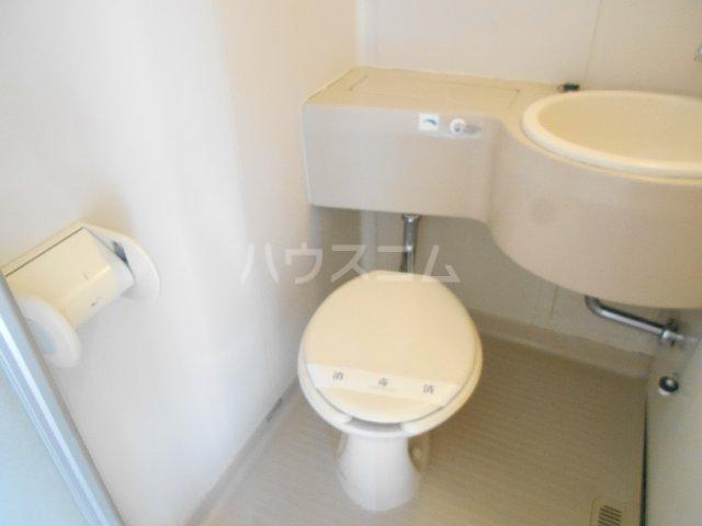 シティハイムハイツミユキ 102号室のトイレ