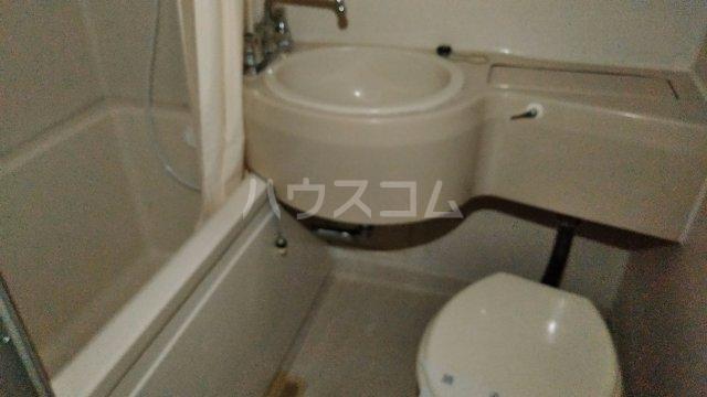 ほまれコーポ 205号室の洗面所