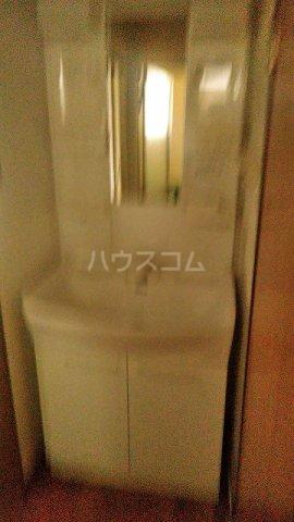 イカリハイツ 302号室の洗面所