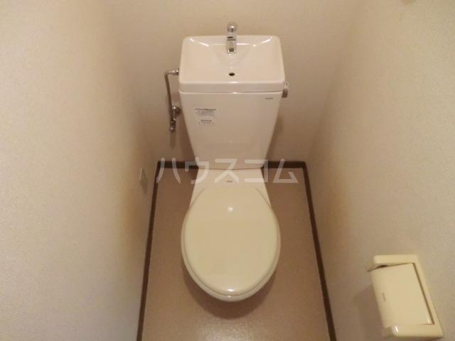 第3吉沢ビル 502号室のトイレ