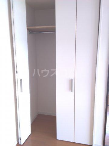 山中ビル 502号室の収納