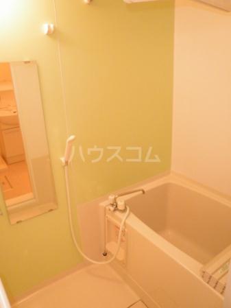 庵 101号室の風呂