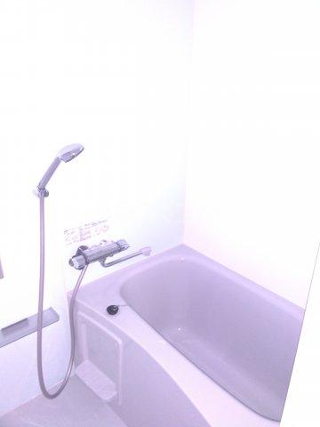 ディアレイシャス鶯谷 303号室の風呂