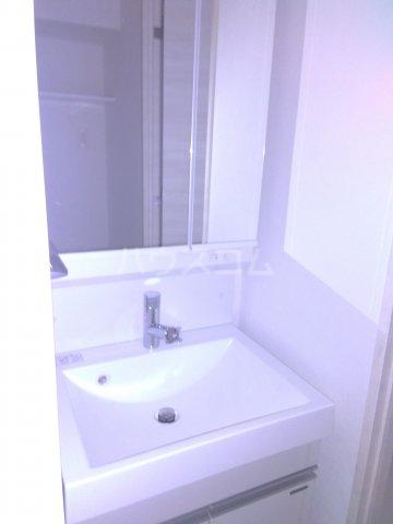 ディアレイシャス鶯谷 303号室の洗面所