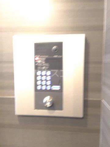 ディアレイシャス鶯谷 503号室のセキュリティ
