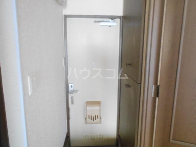 グランハイム栄B棟 106号室の玄関