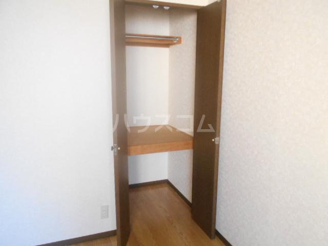 グランハイム栄B棟 106号室の収納