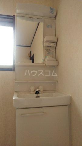 コーポ大橋 102号室の洗面所