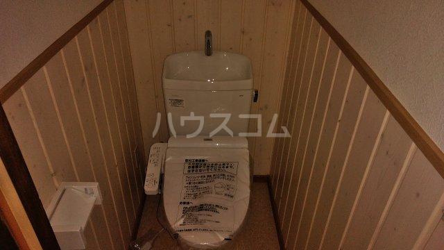 コーポ大橋 102号室のトイレ