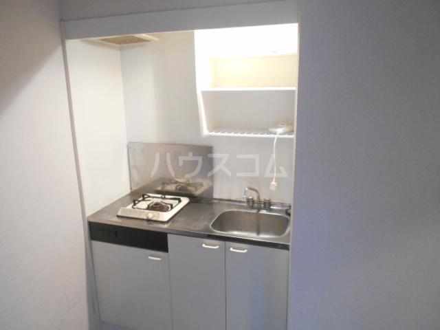 エステートピアイケダ 101号室のキッチン