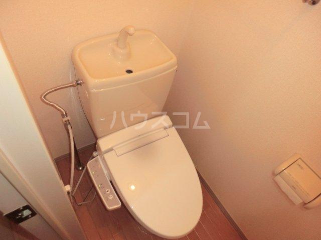 グリーンオーク 101号室のトイレ