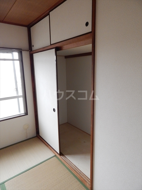 藤和春日部ハイタウン3号棟 508号室の収納