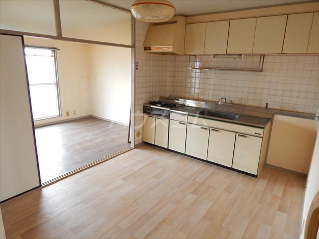 藤和春日部ハイタウン3号棟 508号室のキッチン
