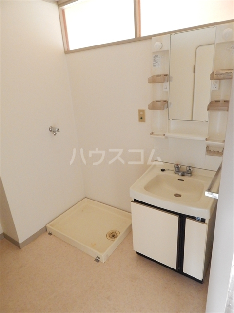 藤和春日部ハイタウン3号棟 508号室の洗面所