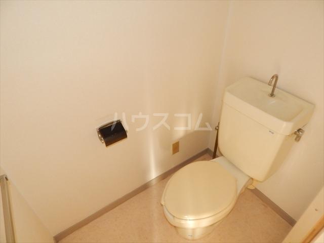 藤和春日部ハイタウン3号棟 508号室のトイレ
