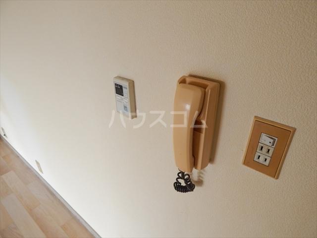 藤和春日部ハイタウン3号棟 508号室のセキュリティ