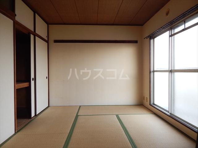 藤和春日部ハイタウン3号棟 508号室の居室