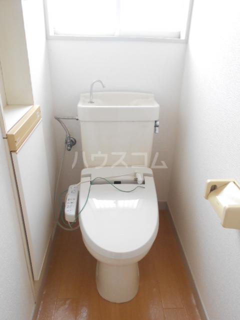 グレースコーポ 202号室のトイレ