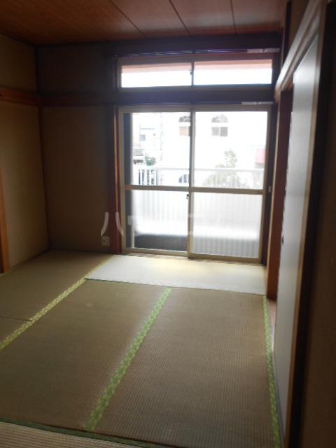 グレースコーポ 202号室の居室