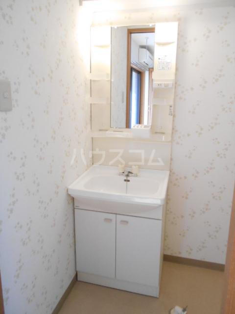 パレス・ユートピア 01020号室の洗面所